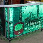 columbia woodlands portable bar 3