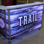 trail house portable bar