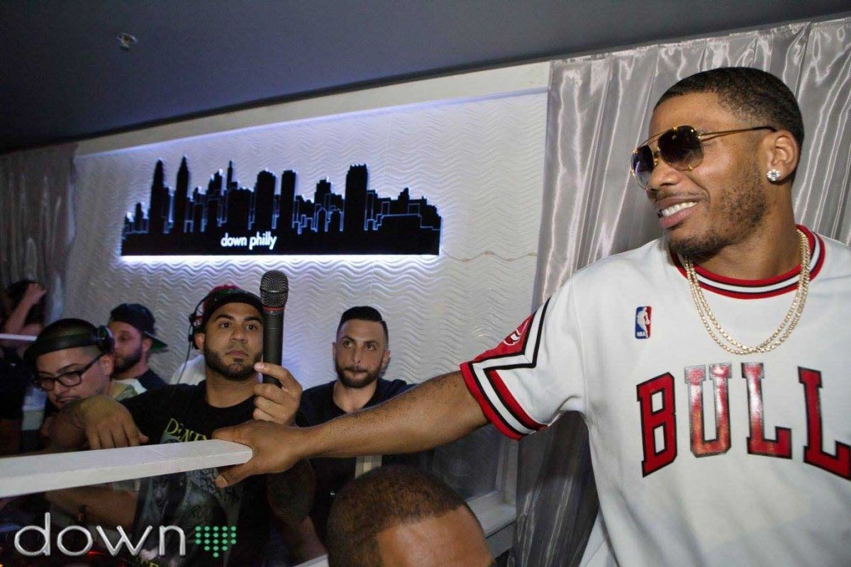 Philadelphia LED Lighted Skyline - Nelly Not Included