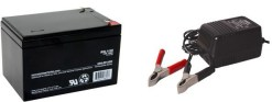 Battery & Charger for Furniture & Portable Bars