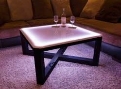 Carbon Series LED Coffee Table 3