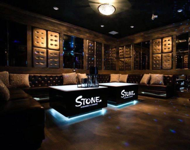 Cubix LED Nightclub Tables