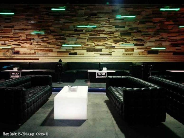 VIP Section Furniture