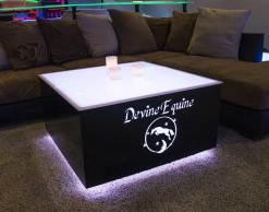Cubix 36x36 LED Coffee Table 3