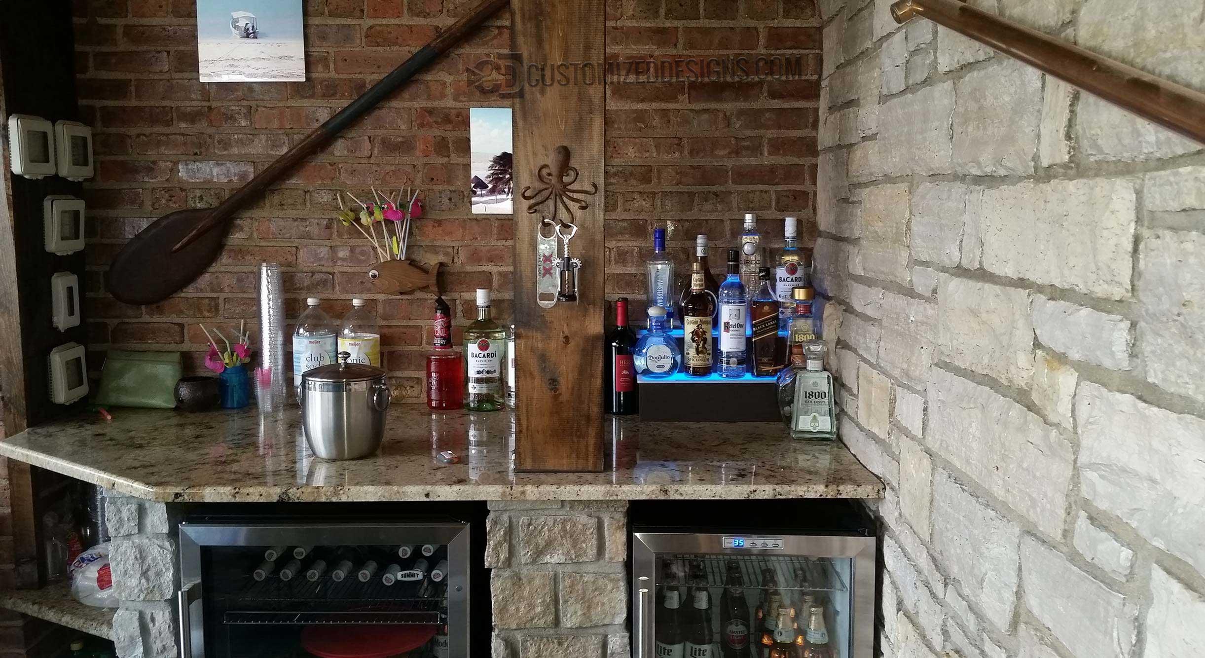 Beach Themed Home Bar Home Bar Ideas Products Ideas