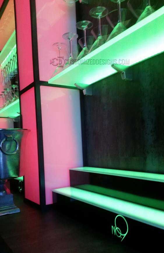 LED Shelves 5
