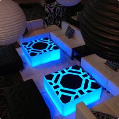 Lumen Modern LED Coffee Table