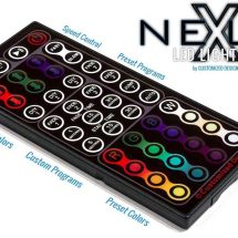 Nexus LED Lighting Remote Control