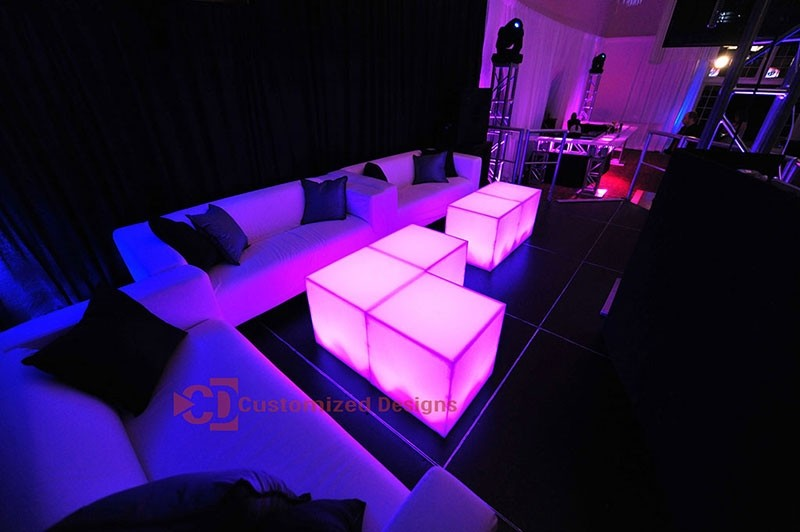 Lumen LED Glow Tables