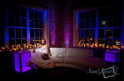 LED Lighted Event Furniture