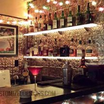 Vintage Theme Home Bar w/ 4.5