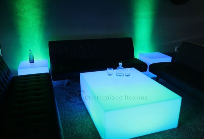 Lumen Lounge Table