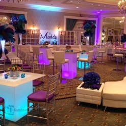30x30 Lumen LED Table Shown w/ 42