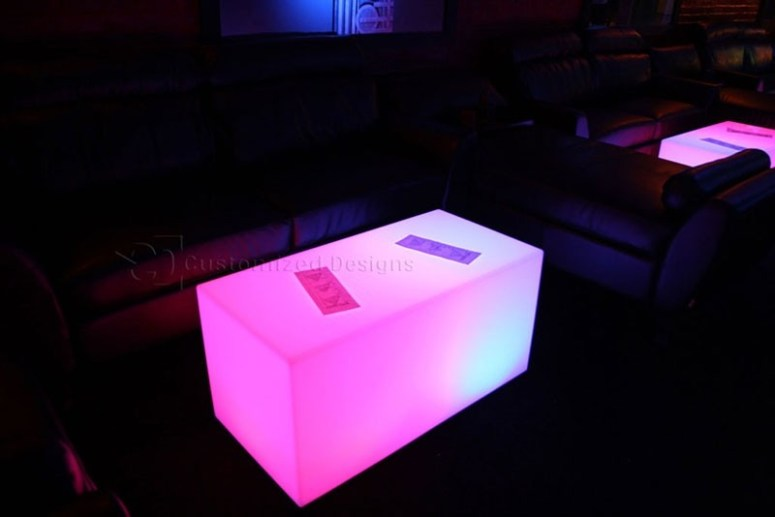 Lighted Lounge Furniture 3