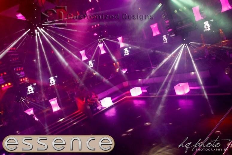 LED Nightclub Furniture