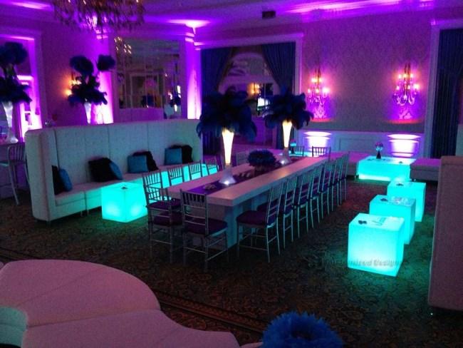 Illuminated Event Tables