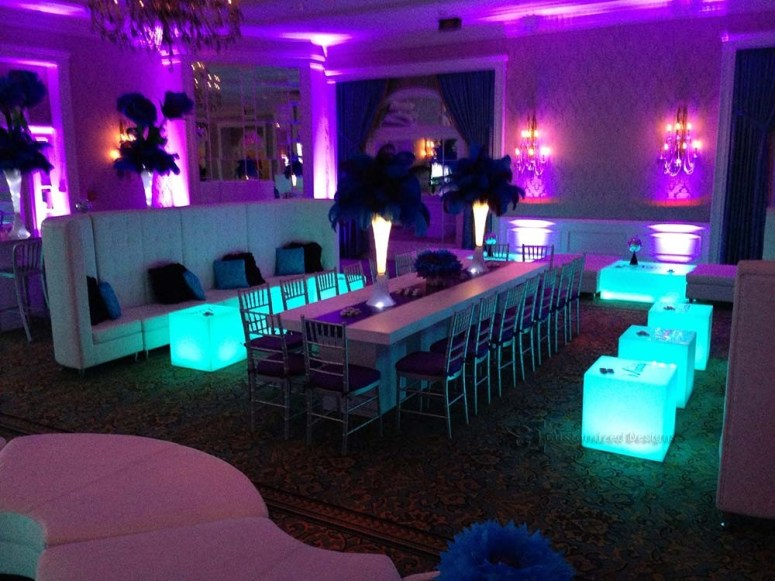 Illuminated Event Tables