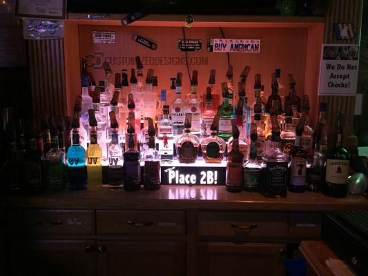 Place2B Home Bar