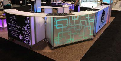 Trade Show Bar Tables