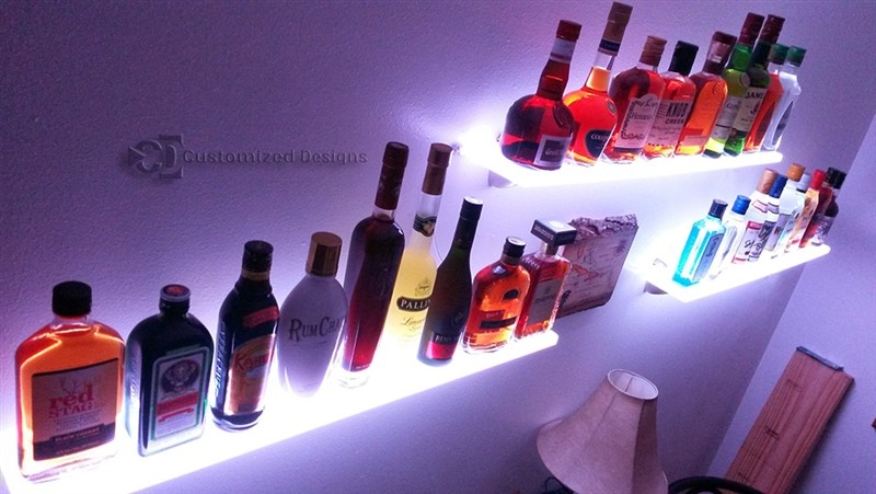LED Shelves 2