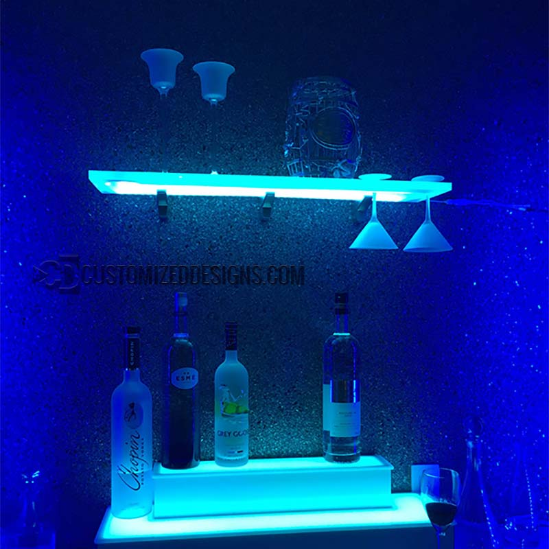 Home Wine Bar Shelving