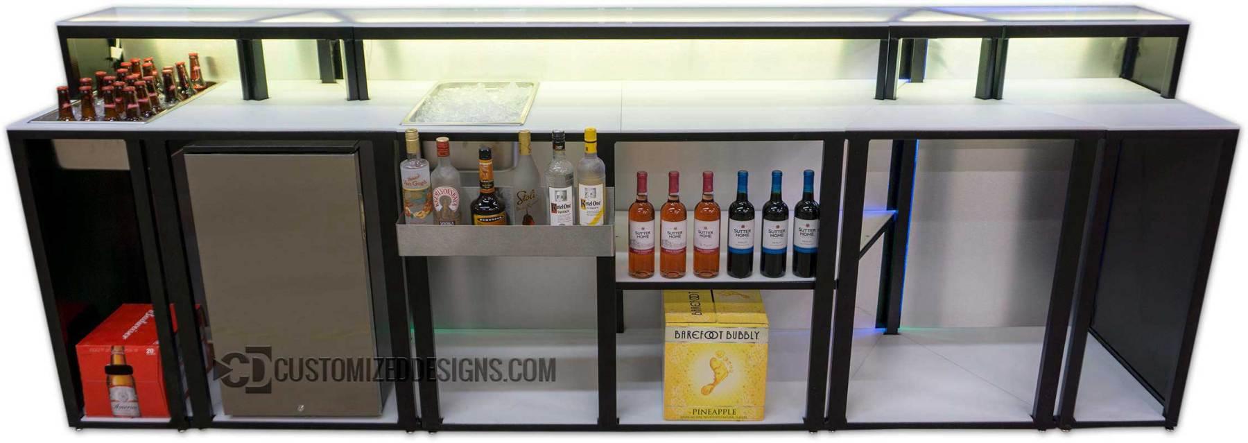Commercial Portable Bar