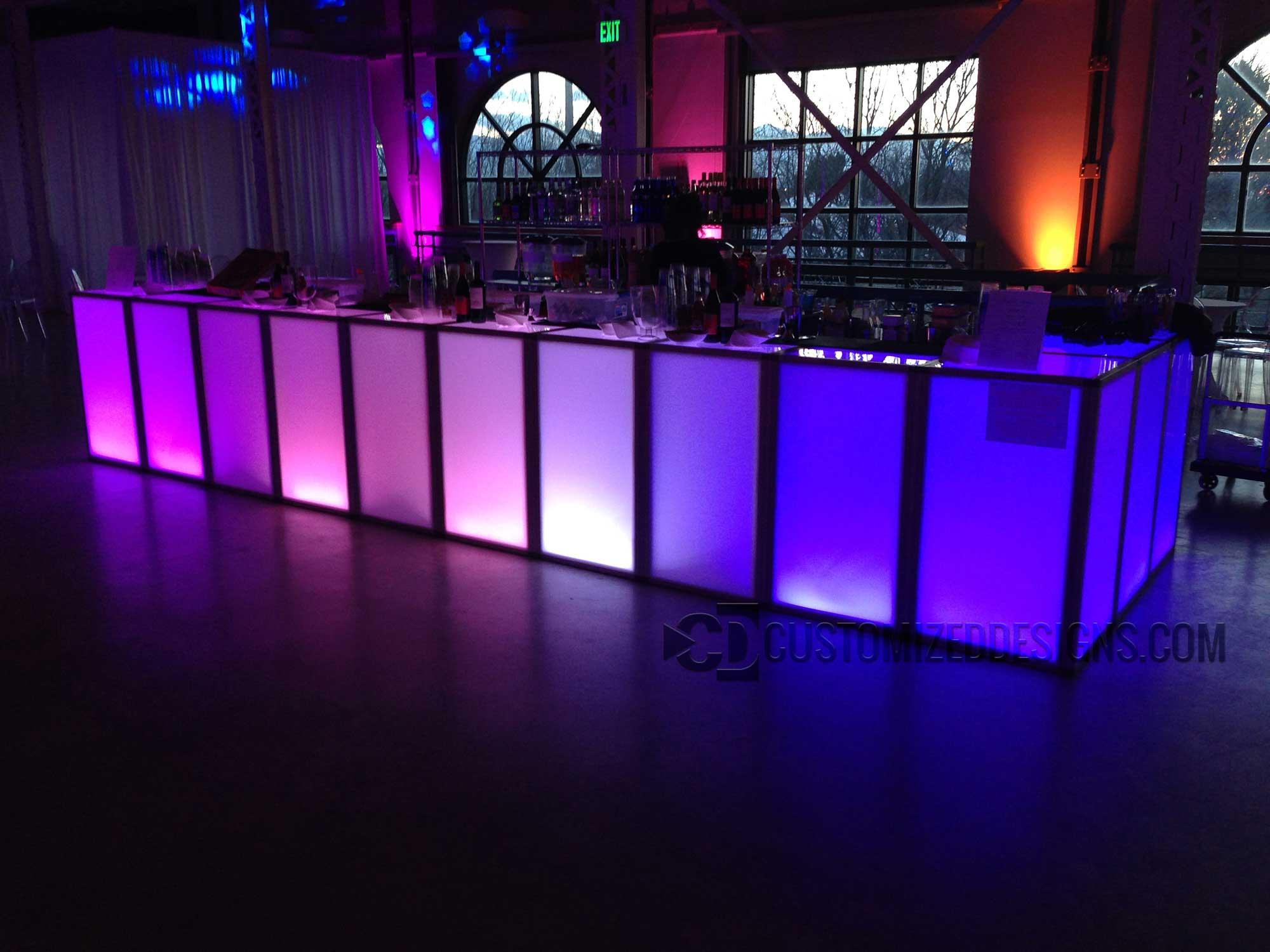 e24 LED Event Bar