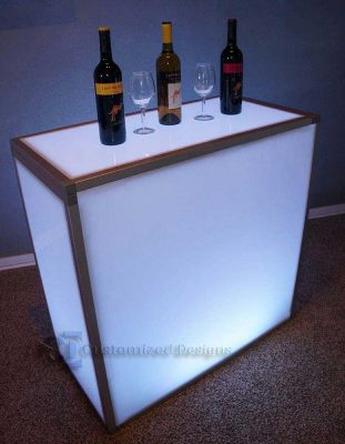 e36 Element Modular LED Table