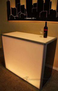 Custom e42 Modular Table