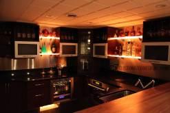 Home Bar Shelving