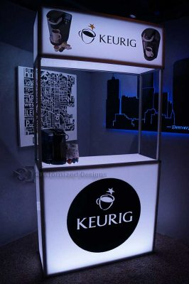Keurig Modular Trade Show Display