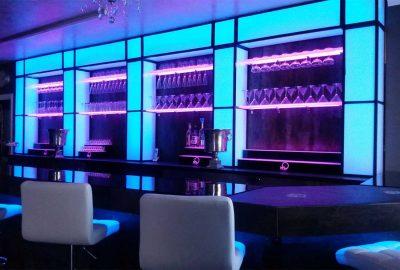 LED Shelves