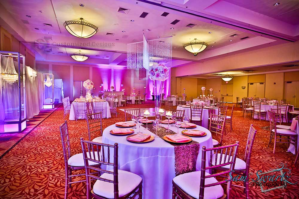 LED Lighted Special Event Decor