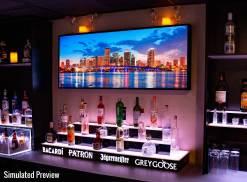 Miami LED Lighted Skyline