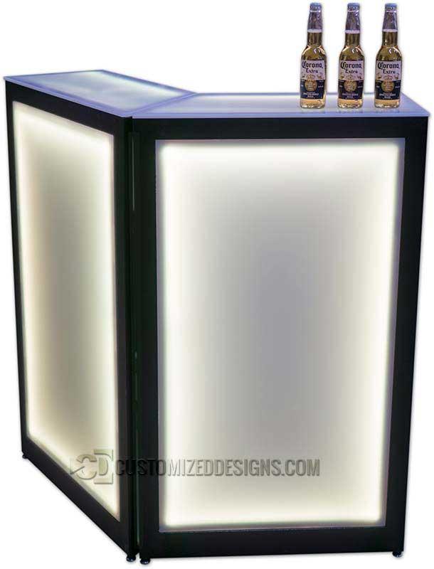 Commercial Portable Bars | Modular Design | Endless Configurations